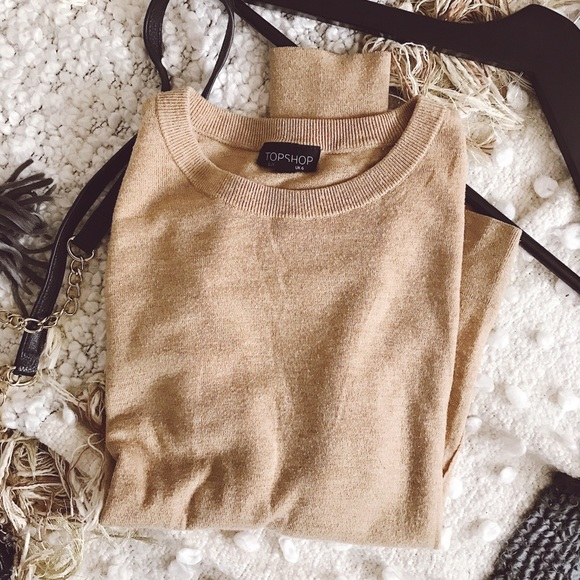 Topshop Long Sleeve Top